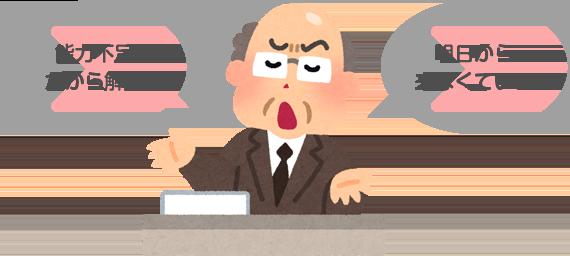不当解雇|ふづき法律事務所
